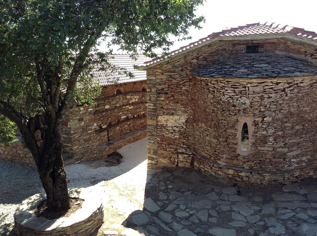 Παλιό μοναστήρι Τιμίου Προδρόμου