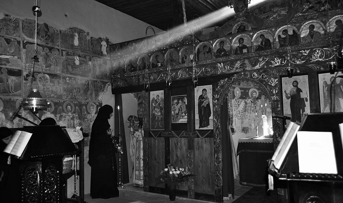 Ιερά Μονή Προδρόμου Αγιά